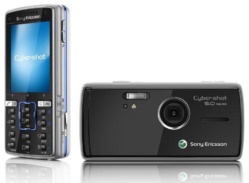 Téléphone quadri-bande, GPRS, UMTS, HSDPA, écran 262 000 couleurs, Bluetooth stéréo, appareil photo 5 Megapixels, lecteur multimédia, radio FM RDS Mémoire interne 40 Mo, emplacement pour carte Memory Stick Micro (M2) (fournie) et microSD