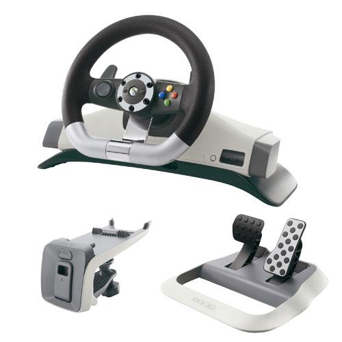 microsoft volant pour xbox 360 accessoire console de jeux achat prix fnac. Black Bedroom Furniture Sets. Home Design Ideas