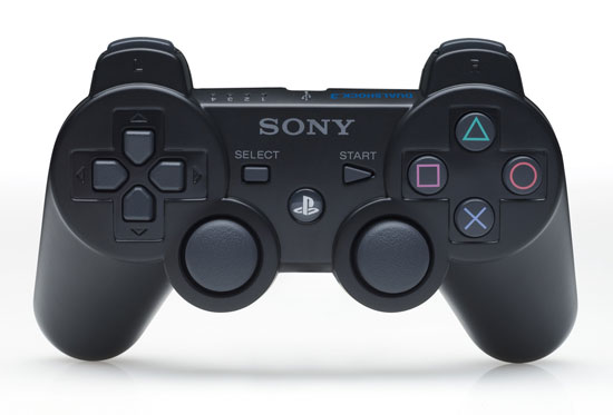 Manette Playstation  noire Dualshock PS Sony Dual Shock a w