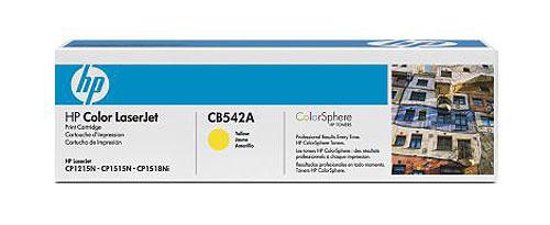 Pour Imprimante HP Color LaserJet CP1215 CP1515n CP1518 CM1312 CM1312nfi Toner Jaune