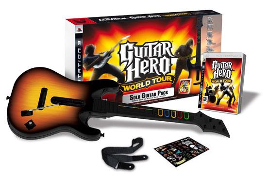 connecter manette guitar hero ps3. Black Bedroom Furniture Sets. Home Design Ideas