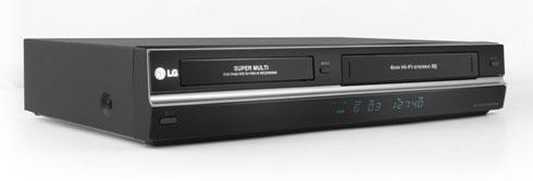 lg rc299h combo magn toscope lecteur dvd combin. Black Bedroom Furniture Sets. Home Design Ideas