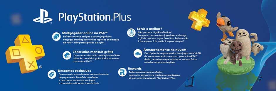 Playstation plus subscri o 3 meses acess rios ps4 compre na - Psn plus 3 meses ...