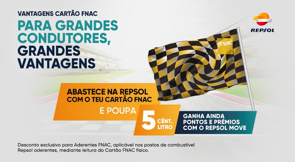 Parceria FNAC | Repsol