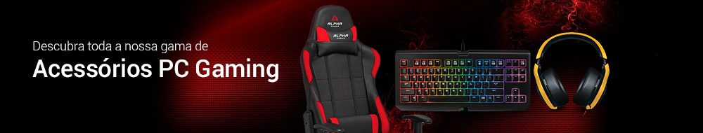 pc gaming jogos e computadores para gamers na fnac. Black Bedroom Furniture Sets. Home Design Ideas