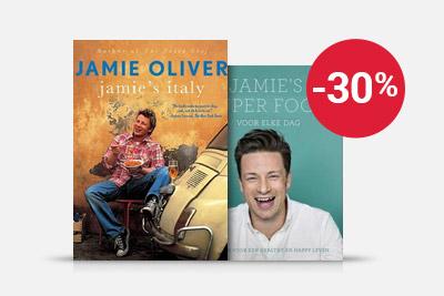 Jamie Oliver : 3 artikelen = -30%