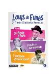 Louis de Funès, box met 3 dvd's