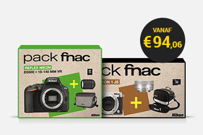 Fnac Packs Foto en Video