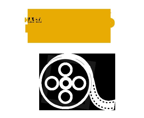 Ofertas Etiqueta negra en Cine