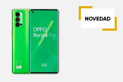 OPPO Reno 4 Pro Green