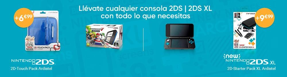 Todo Nintendo 3ds 2ds Videojuegos Precios Y Ofertas Fnac