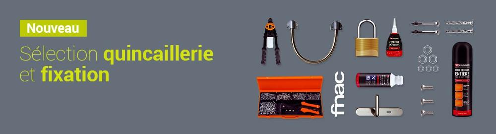 Quincaillerie Et Fixation Top Prix équipement Bricolage Soldes Fnac