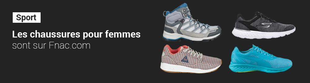 4279199a697 Chaussures de sport femme - Sport