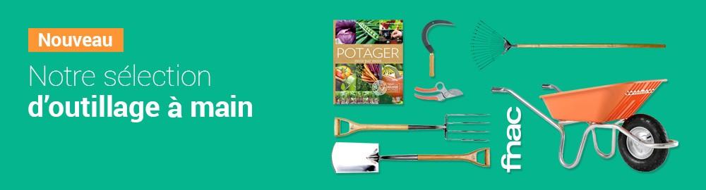 Outil à main pour jardin - Jardinage, achat de materiel pour votre ...