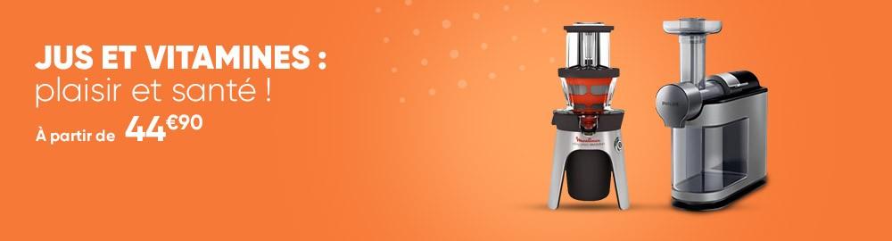 Machine A Jus Achat Maison Electromenager Soldes Fnac