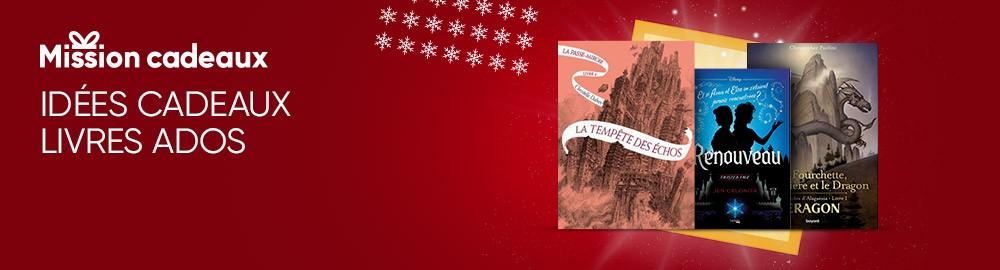 Idées cadeaux Noël , Livres 13 ans et +