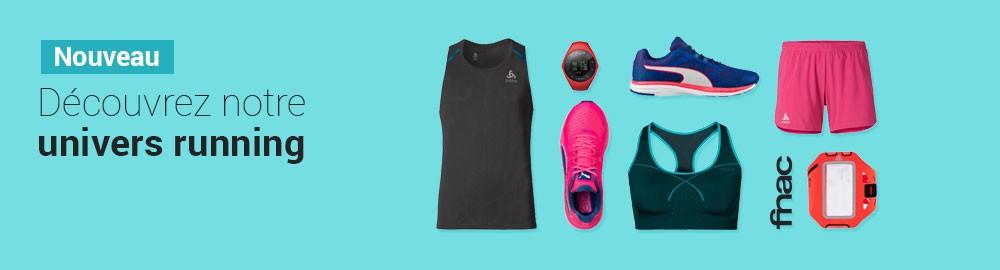 equipement sport running