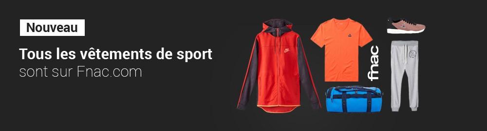 64699ab57e9 Vêtements de sport homme - Sport