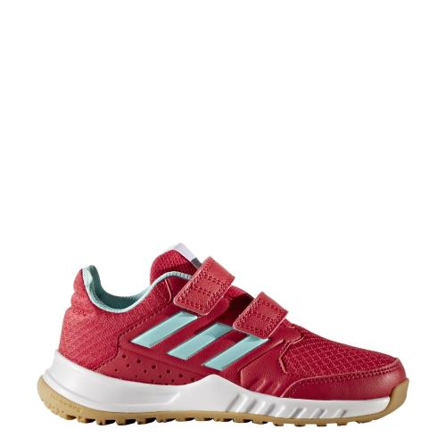 Adidas <strong>chaussures</strong> junior adidas fortagym rose clairbleu turquoiseblanc