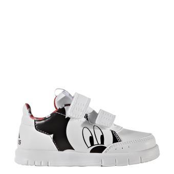 d7486fbc50afa Adidas - Chaussures bébé adidas Disney Mickey AltaSport - blanc noir rouge  foncé - Chaussures et chaussons de sport - Achat   prix