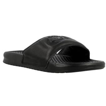 low priced 4f32b dd695 Tongs Nike Benassi Jdi Leather Hommes - Chaussures et chaussons de sport -  Achat   prix   fnac
