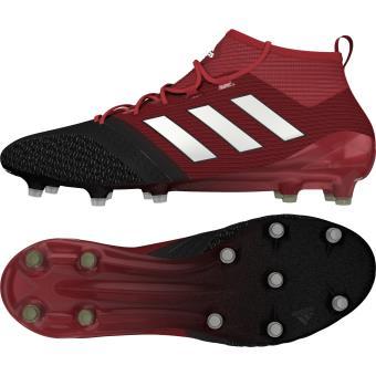 new products 1fa12 22886 Adidas - Chaussures adidas ACE 17.1 Primeknit FG - rouge blanc noir -  Chaussures et chaussons de sport - Achat   prix   fnac