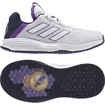 Real Blancvioletbleu Chaussures Marine Adidas Turf Madrid mnNvw80
