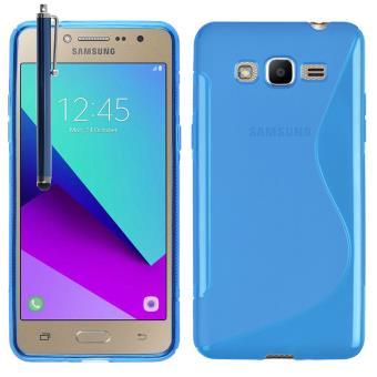 Coque Silicone Gel S Line Stylet Pour Samsung Galaxy Grand Prime Plus J2 SM G532F