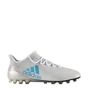 quality design 4ccd3 f0d83 Adidas - Chaussures adidas X 17.1 AG - blancbleu électriquegris clair -  Chaussures et chaussons de sport - Achat  prix  fnac