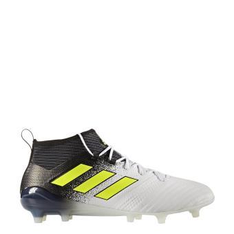 -41% sur Adidas - Chaussures adidas ACE 17.1 FG - blanc/jaune fluo/noir - Chaussures et chaussons de sport - Achat & prix | fnac