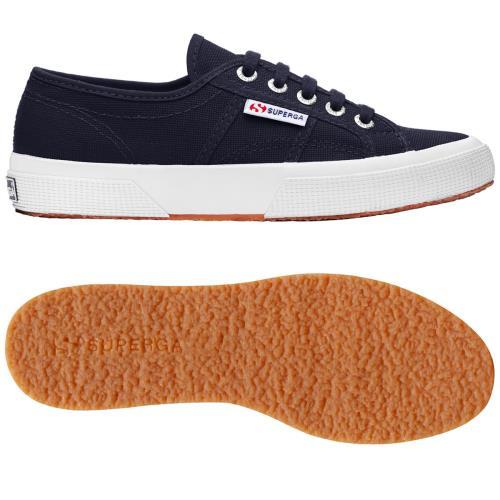 SUPERGA SUPERGA SUPERGA Chaussures 2750-COTU CLASSIC pour homme et Adulte, style classique, couleur unie fa9c9c
