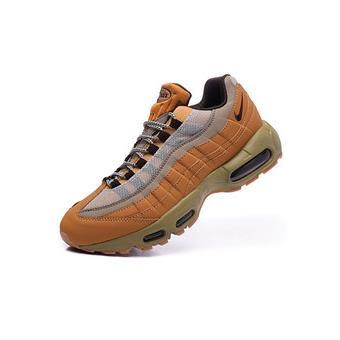 Homme Nike Air max 95 Baskets Chaussures de Sports Dore Taille 40 -  Chaussures et chaussons de sport - Achat   prix   fnac bc90b2cb1706