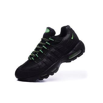 sports shoes b69f8 73016 Homme Nike Air max 95 Baskets Chaussures de Sports Noir Taille 46 -  Chaussures et chaussons de sport - Achat   prix   fnac