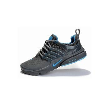 best sell 2018 sneakers new product Nike Air Presto Basket Homme Chaussures gris et bleu Taille ...