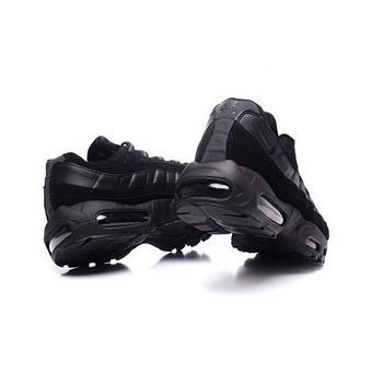 buy online 21923 58541 Homme Nike Air max 95 Baskets Chaussures de Sports Noir Taille 40 -  Chaussures et chaussons de sport - Achat   prix   fnac