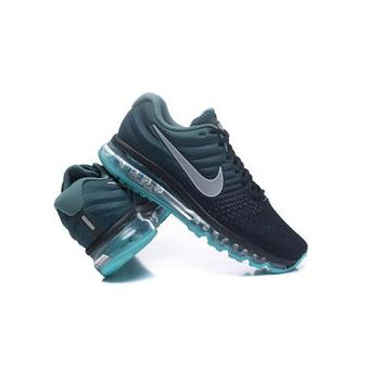 arrive d6180 b19ee Nike Air Max 2017 Baskets Chaussures de Sports Homme Taille ...
