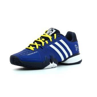check out 04193 b4a77 Adidas Novak Djokovic Pro Bleu 46 2 3 Chaussures Adulte Homme - Chaussures  et chaussons de sport - Achat   prix   fnac