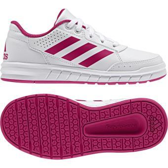 Adidas Chaussures junior adidas AltaSport blancrose vif