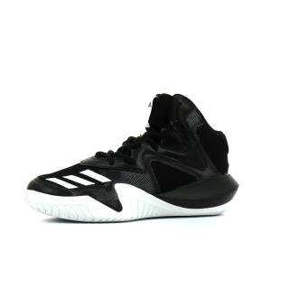 Chaussures de Basket Adidas Performance Crazy Team K Noir