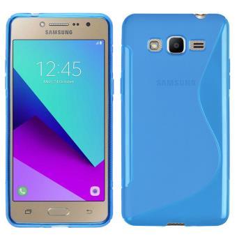 coque samsung galaxy grand prime bleu
