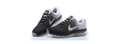 Baskets Nike Air Max 2017 Homme, Chaussures de Running homme blanc et noir Taille 44 - Chaussures et chaussons de sport - Achat & prix | fnac