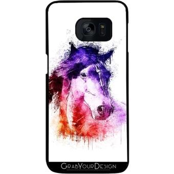 coque samsung galaxy s6 edge cheval