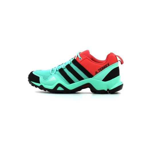 Chaussures de randonnée Adidas Performance Terrex AX2R Vert Pointure 35 Enfant Fille