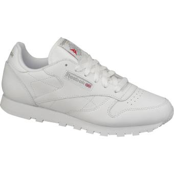 reebok classic leather blanche price