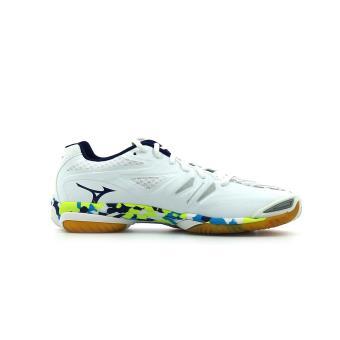 Mizuno Chaussures Mizuno Wave Mirage 44,5 blancbleu