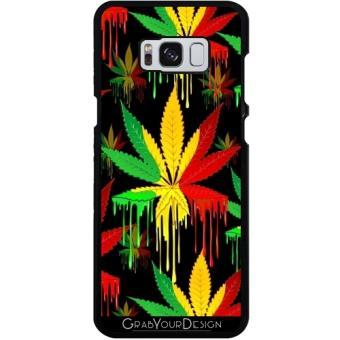 coque samsung s8 cannabis