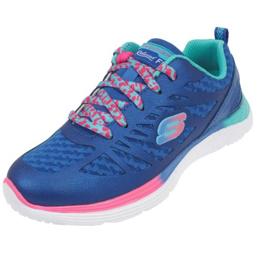 <strong>Chaussures</strong> multisport skechers gris clair taille 35