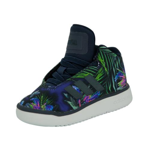 Adidas originals veritas mid i <strong>chaussures</strong> mode sneakers enfant multicolor
