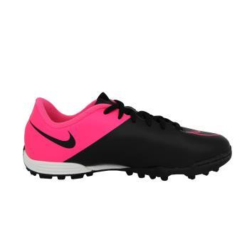 quality design 6f1da dea2d Nike JR MERCURIAL VORTEX II TF Chaussures de Football Fille Enfant Noir Rose  - Chaussures et chaussons de sport - Achat   prix   fnac