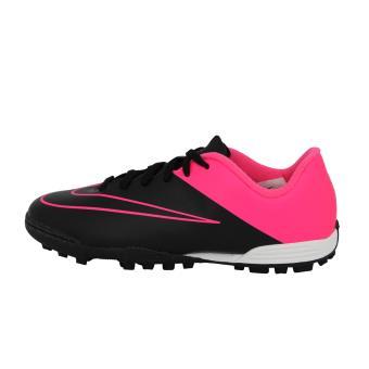 Nike JR MERCURIAL VORTEX II TF Chaussures de Football Fille Enfant Noir Rose  - Chaussures et chaussons de sport - Achat   prix   fnac a8820c7aaea3